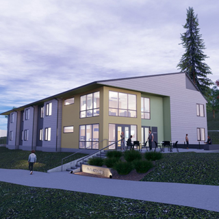 Columbia Gorge Community College Student Housing, The Dalles, OR