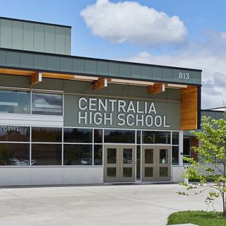 Centralia High School, Centralia, WA