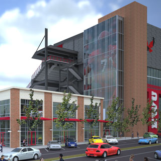 Eastern Washington University Stadium