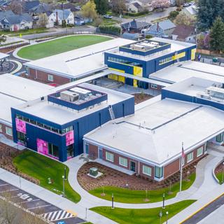 Grant Center for the Expressive Arts, Tacoma, WA