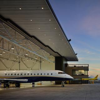 Northwest Airplane Hangar