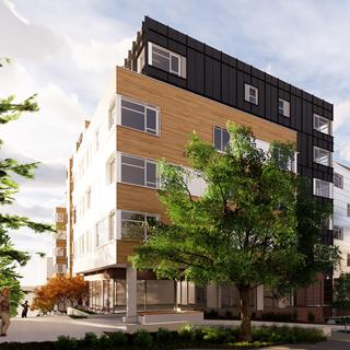 Seattle Housing Authority Hinoki Apartments, Seattle, WA