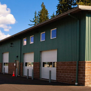 Snohomish PUD Water Operations Building