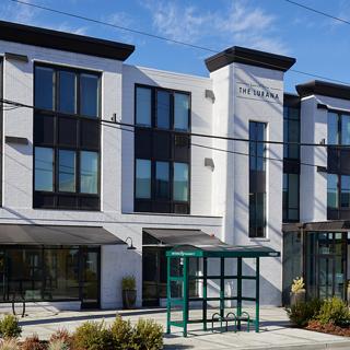 The Lurana Apartments, Olympia, WA