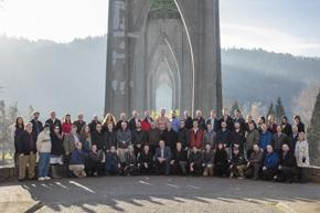 PCS Group photo in Portland, Oregon