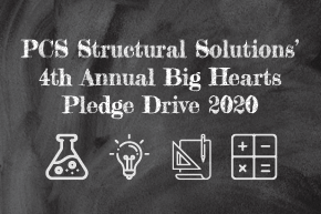 PCS Big Hearts Pledge Drive 2020