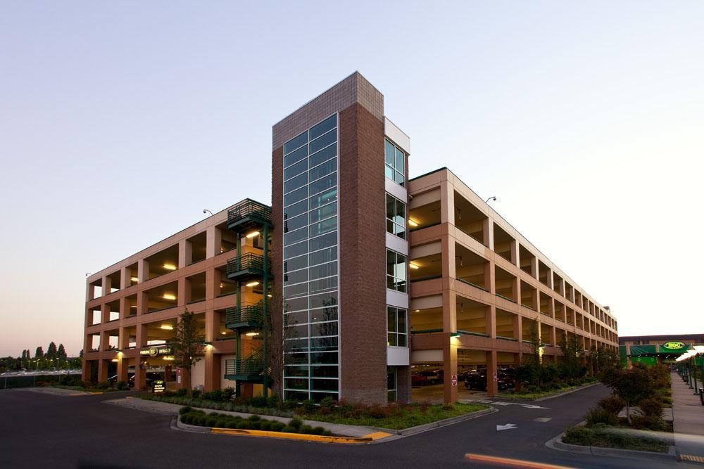 Emerald queen casino parking garages pcs structural for Garage oberkampf parking