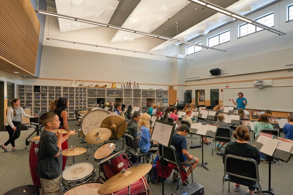 La Conner Middle School Pcs Structural Solutions
