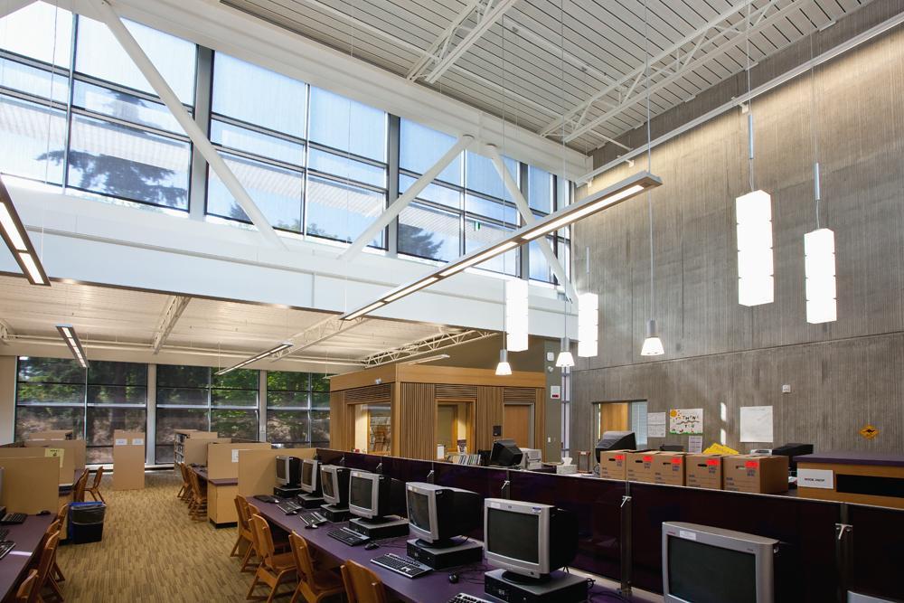 Lake Washington High School Pcs Structural Solutions