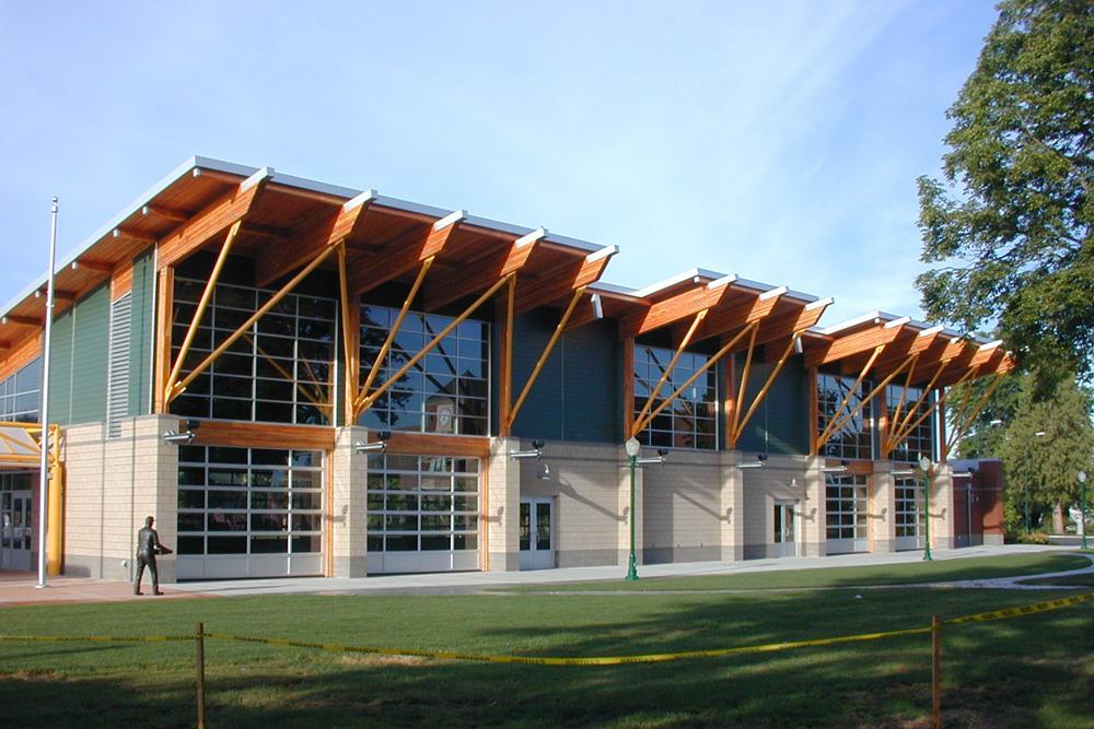 Pioneer Park Pavilion Pcs Structural Solutions