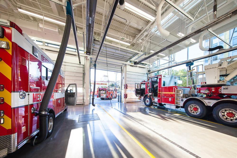 Seattle Fire Station 32 Pcs Structural Solutions