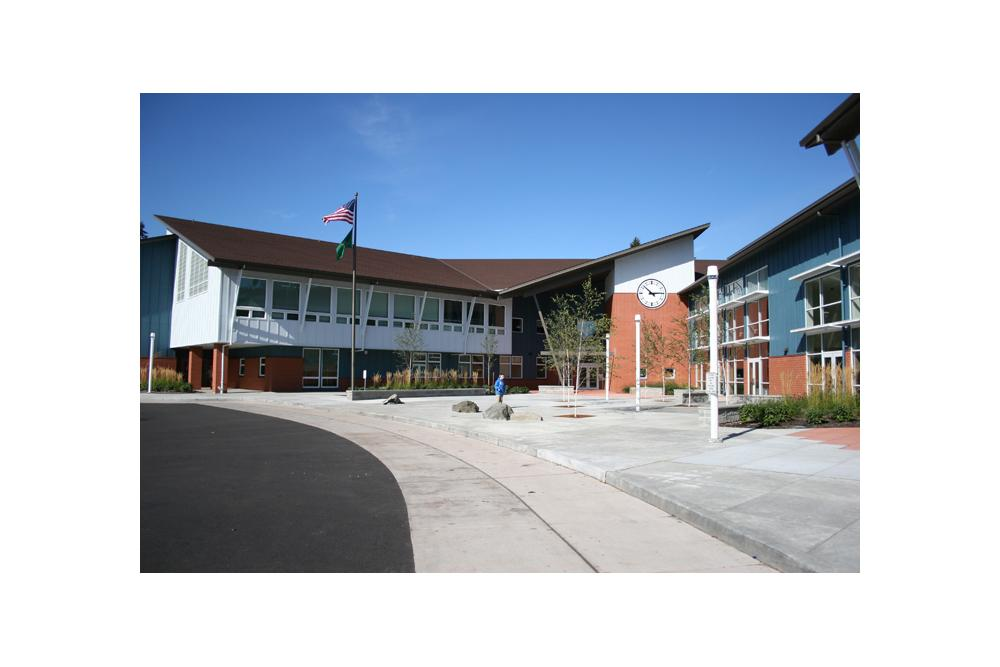 Spanaway Junior High School Pcs Structural Solutions