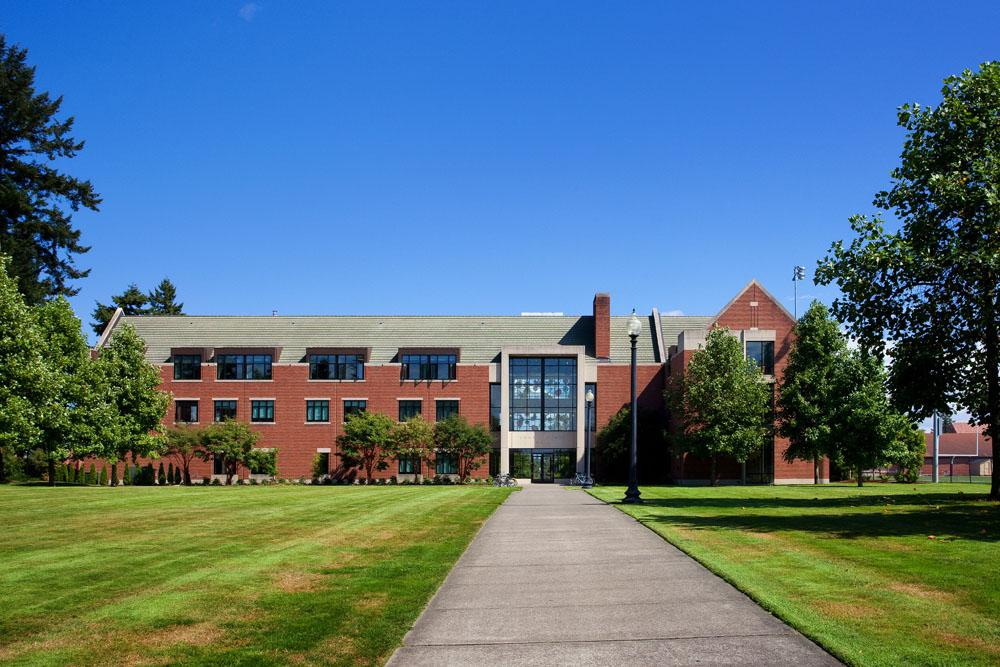 University of Puget Sound Wyatt Hall | PCS Structural Solutions