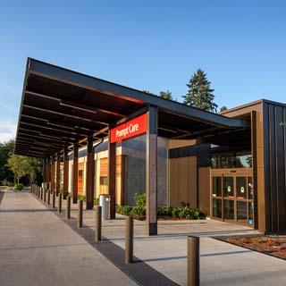 CHI Franciscan Medical Pavilion Highline