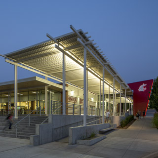 WSU Chinook Student Center