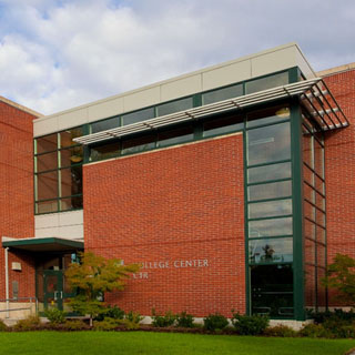 Pierce College Puyallup, College Center Building