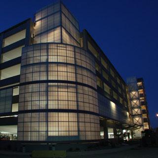 Renown Medical Center Parking Garage