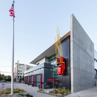 Seattle Fire Station 32