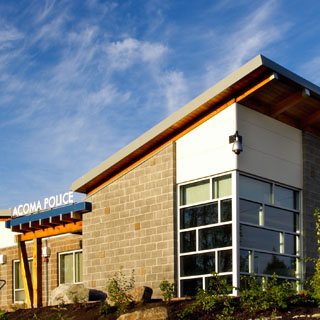 Tacoma Police Sector Stations