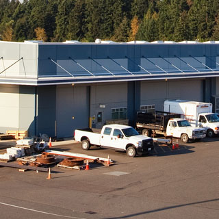 Tacoma Public Utilities Shops Building