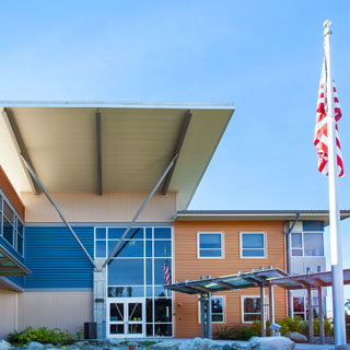 Thurston County Tilley Road Campus Improvements