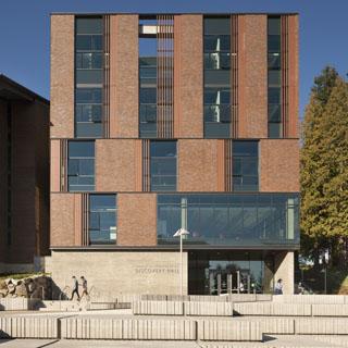 University of Washington Bothell Discovery Hall